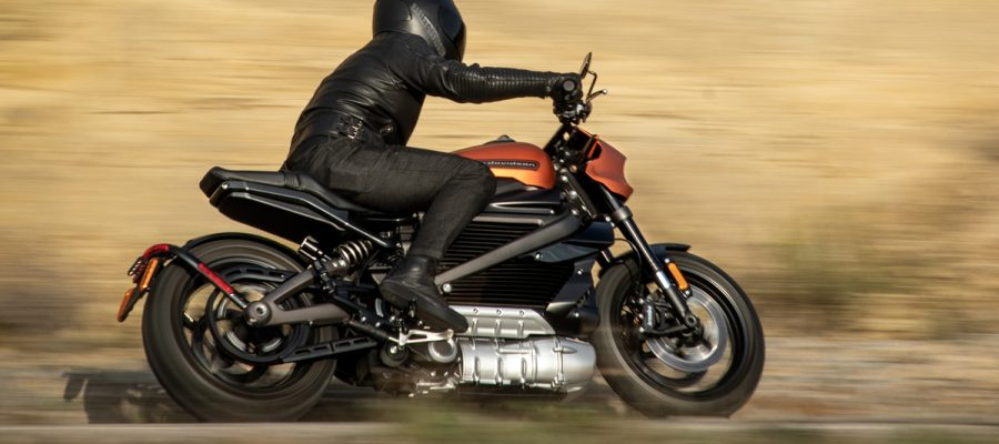 Harleay-Davidson Livewire - Copyright Harley-Davidson