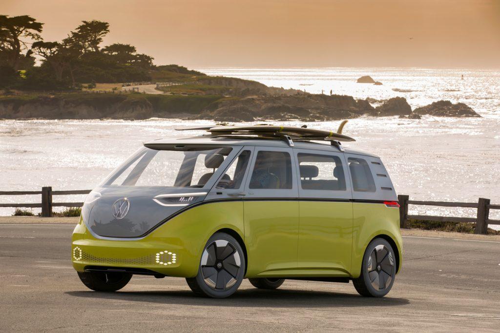 ID. Familie startet 2020 - Copyright Volkswagen
