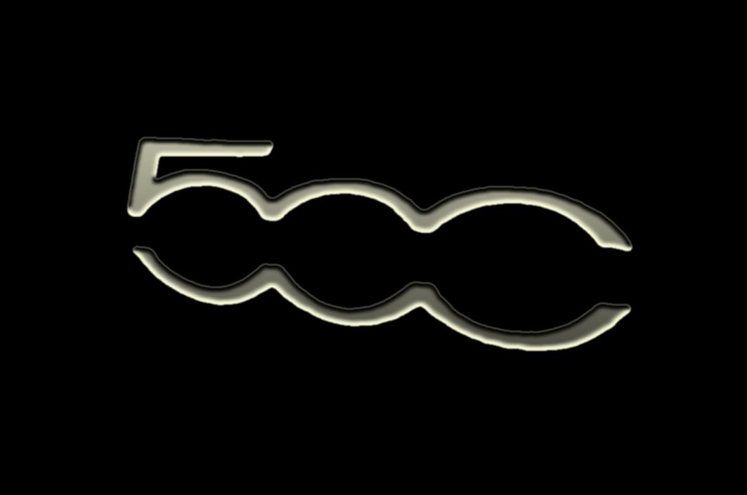 Fiat 500X Logo