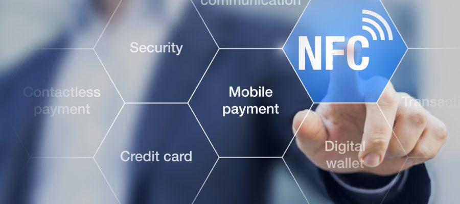 NFC Zahlung Sinnbild - Copyright NicoElNino @ Adobe Stock