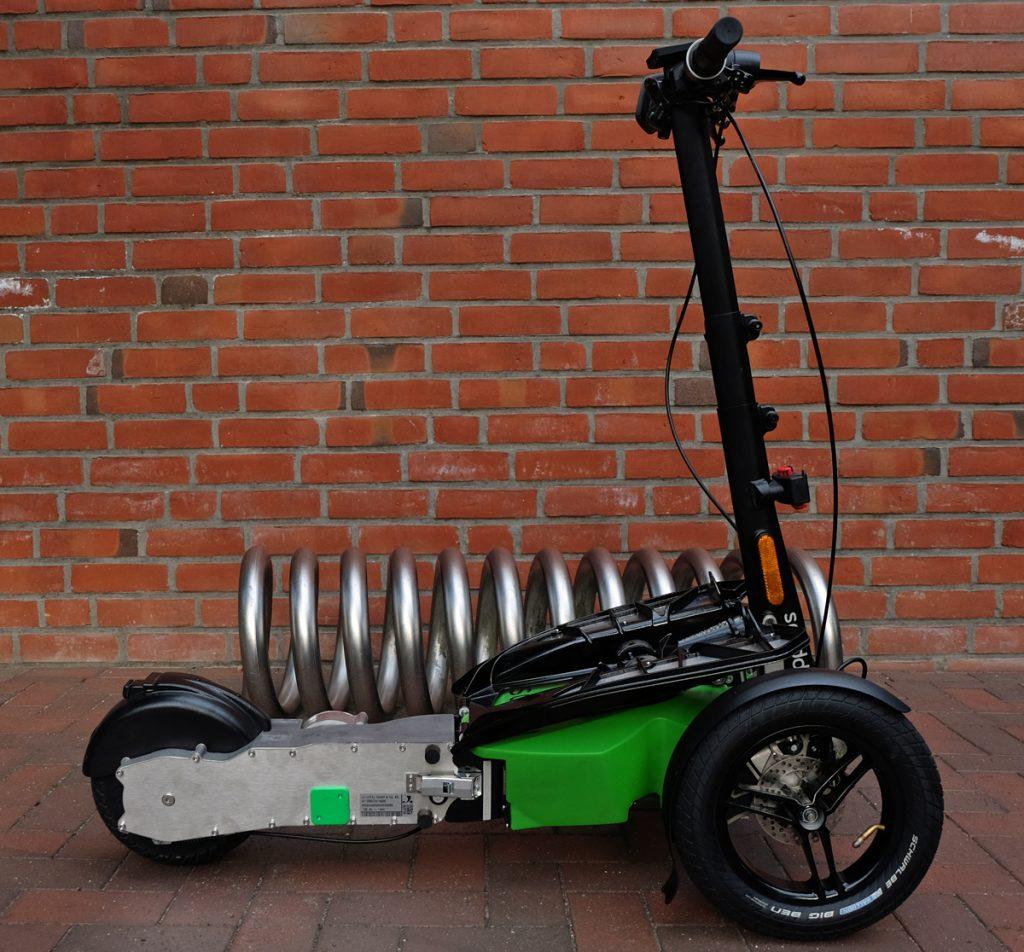Elektrosooter Scuddy