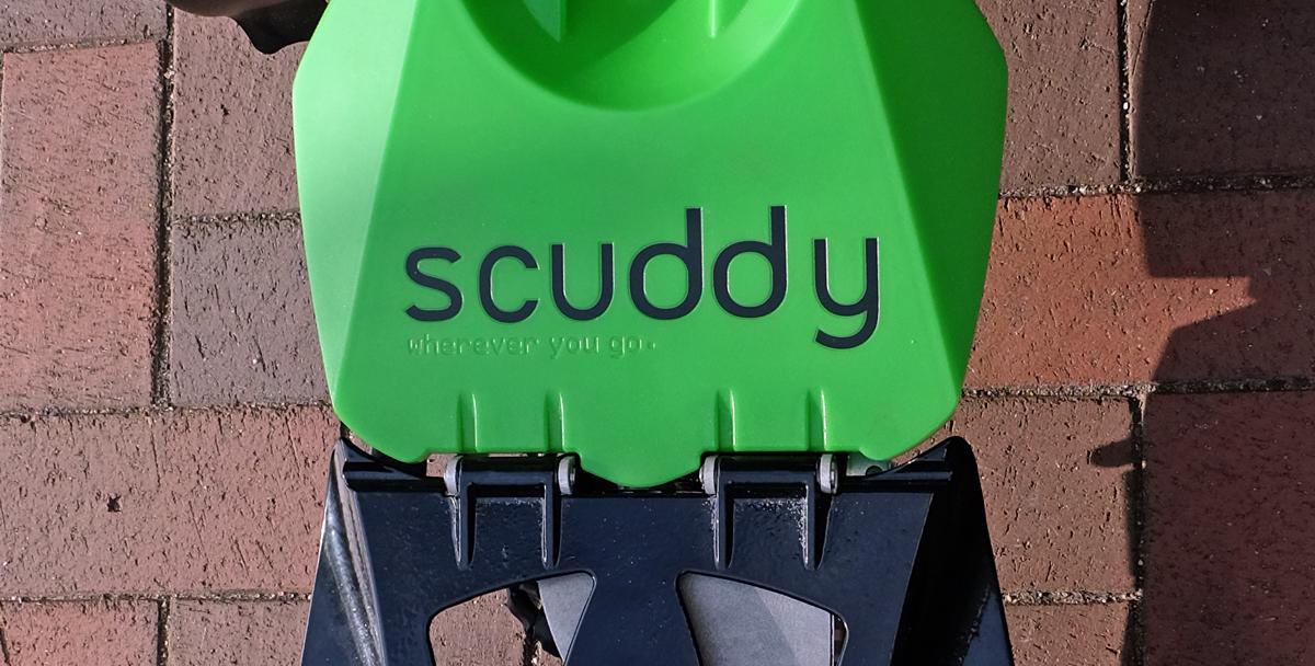 Elektroscooter Scuddy
