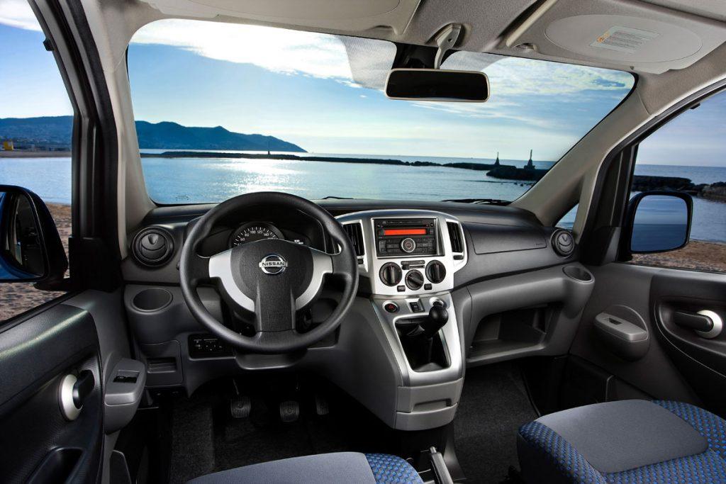 Nissan Evalia e-NV200 - Copyright Nissan