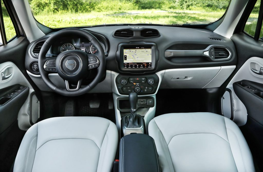 Jeep Renegade Limited - Copyright Jeep