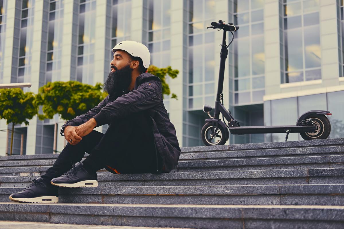 Escooter - Copyright Fxquadro @ Adobe stock com