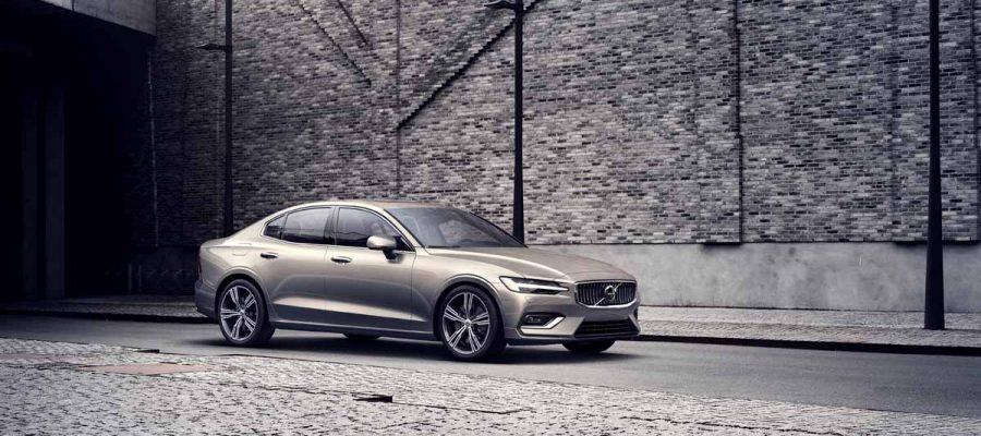 Neuer Volvo S60 - Copyright Volvo