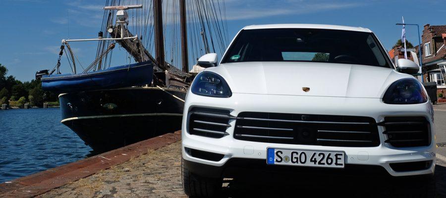 Porsche Cayenne - Modelljahr 2019