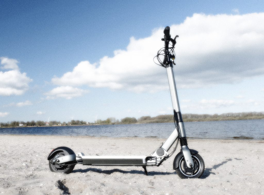 E-Scooter Egret Eight