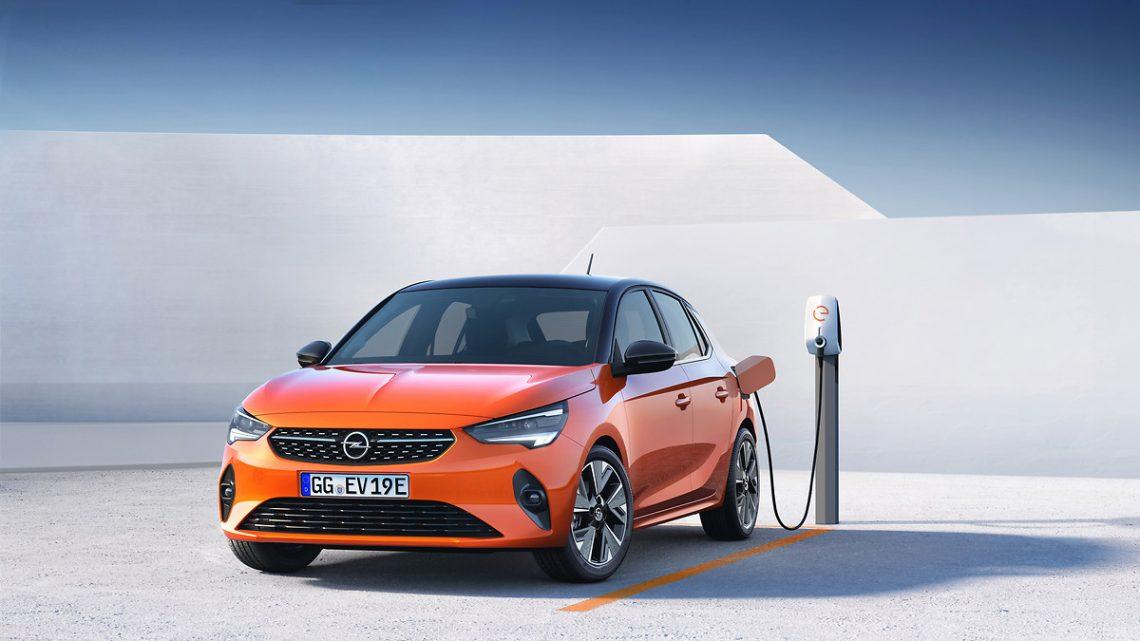 Opel Corsa-e - Copyright Opel / PSA
