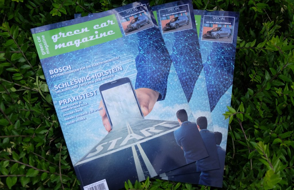 green car magazine Sommerausgabe 2019