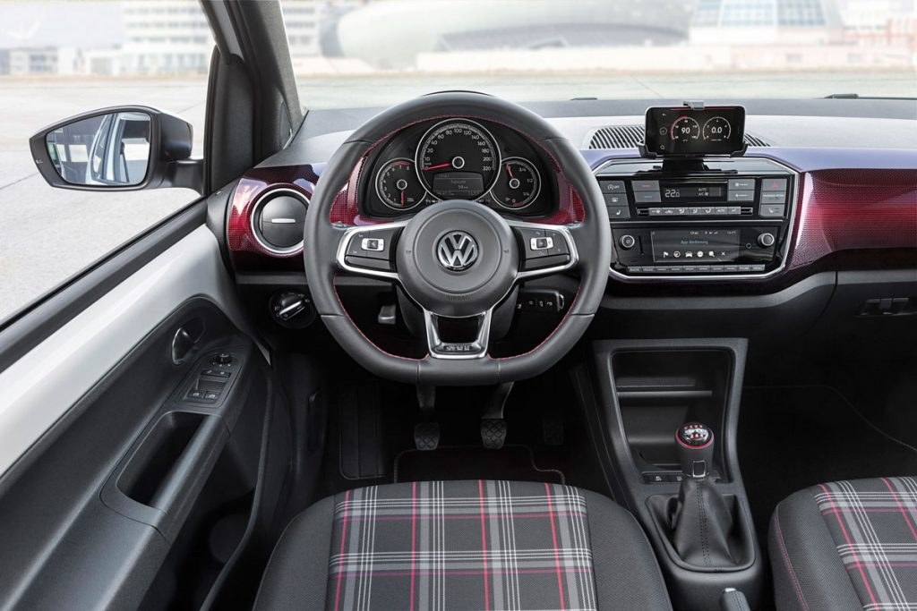 Volkswagen Up GTI - Copyright Volkswagen