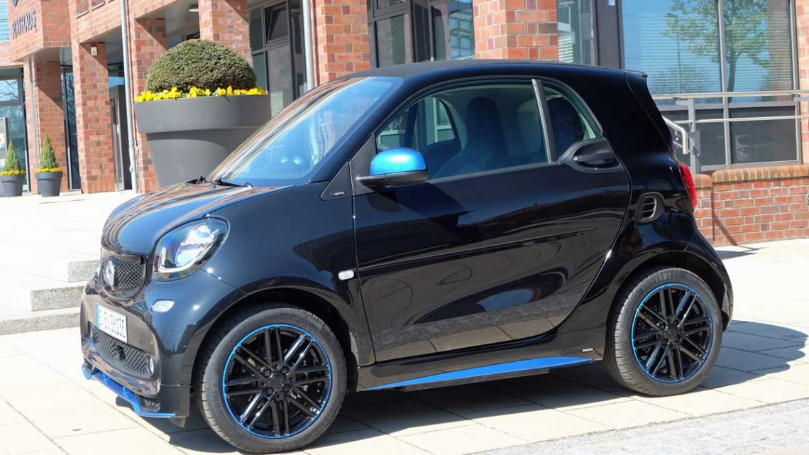 Smart EQ fortwo Brabus Style