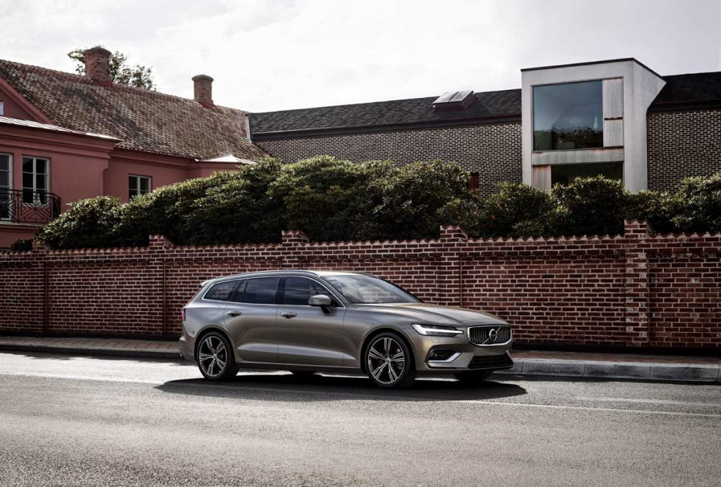 Volvo V60 - Copyright Volvo