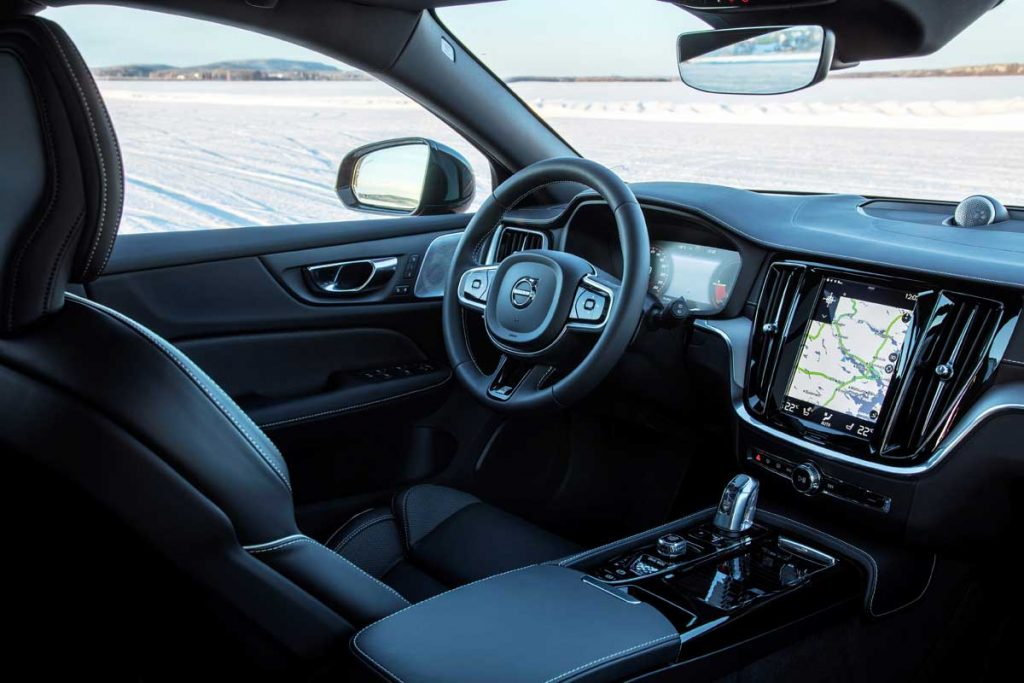 Volvo V60 Innenraum - Copyright Volvo