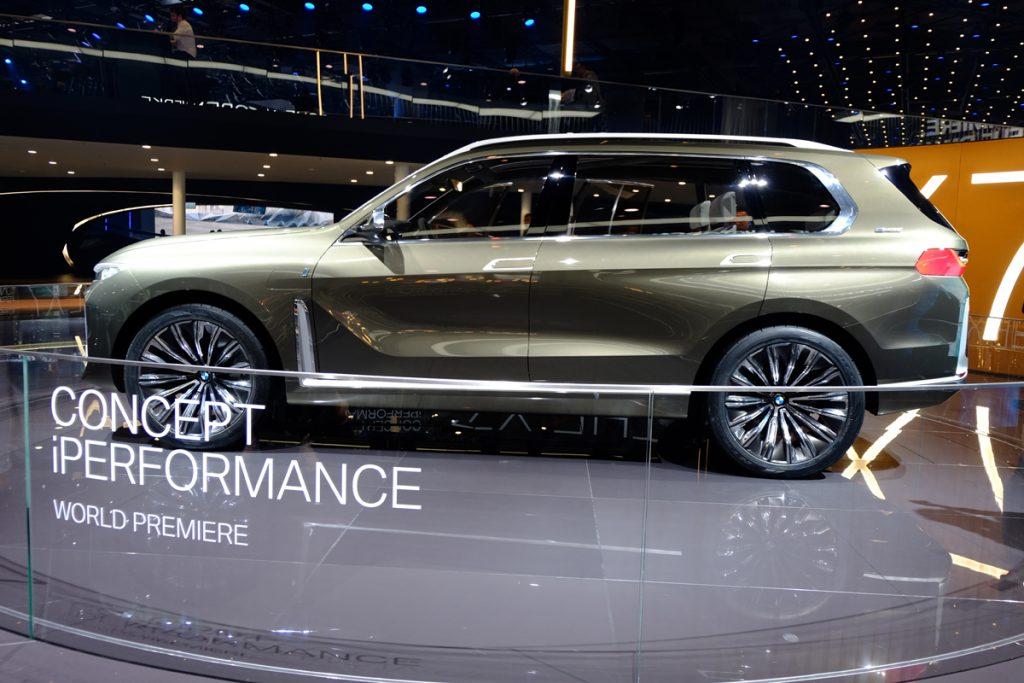 BMW i Performance Concept  IAA 2017