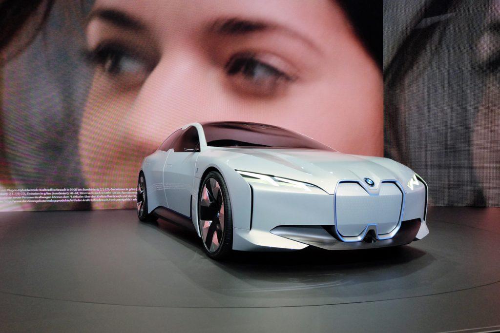 BMW i Dynamic Vision IAA 2017