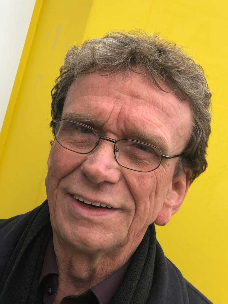 Thomas Krotz, Vorstandsmitglied bei der Kieler Funk-Taxi-Zentrale eG
