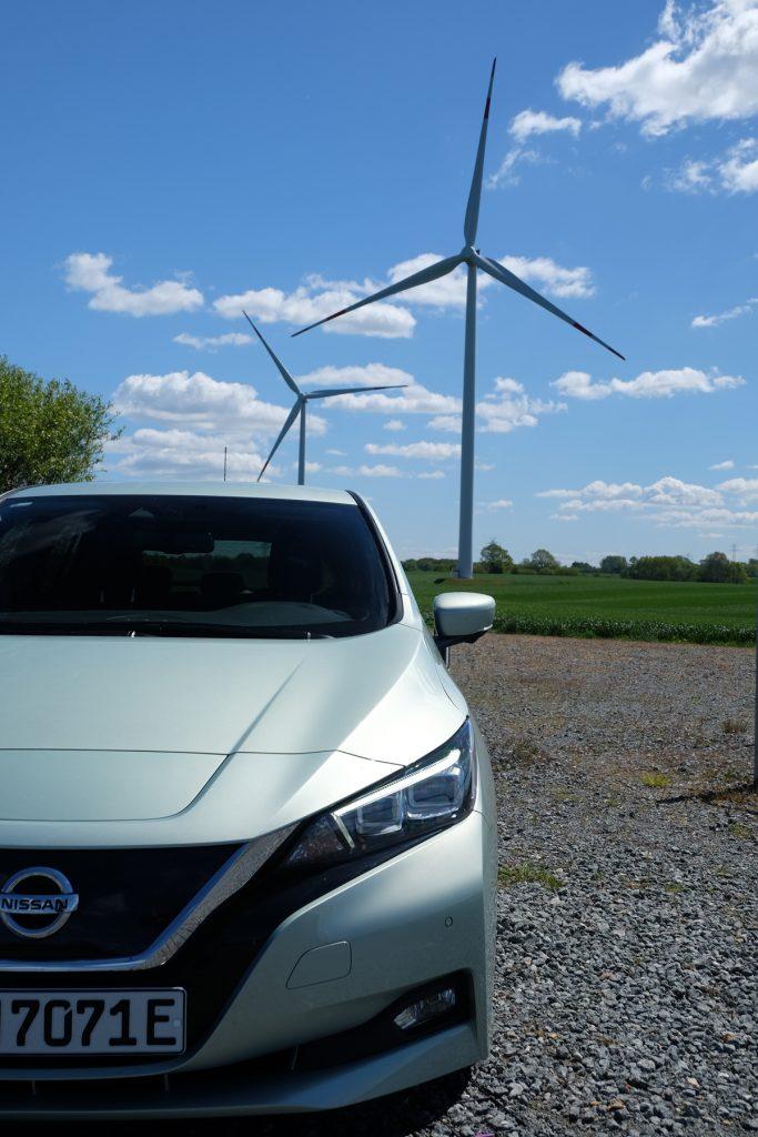 Nissan Leaf mit Assistenzpaket ProPilot