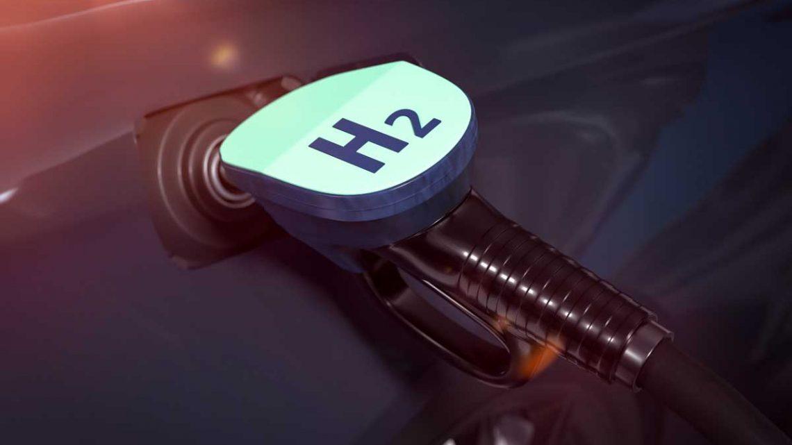 Sinnbild Wasserstoff tanken - ©fotomek - stock.adobe.com