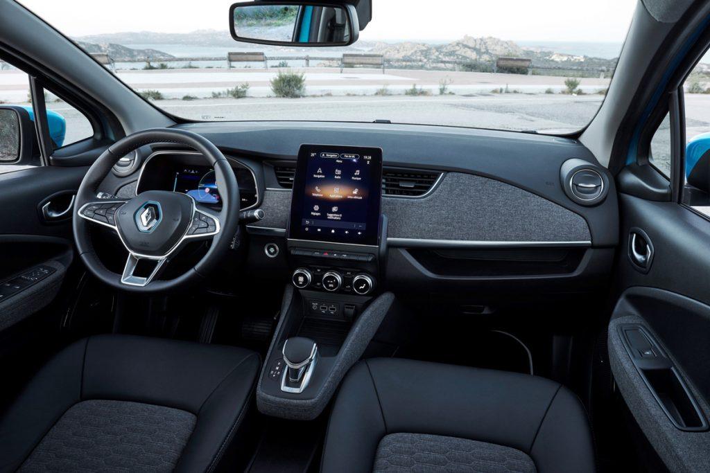 Renault Zoe Preise Modelljahr 2020 - Copyright Renault