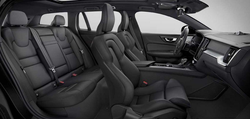 Volvo V60 - Copyright Volvo Cars