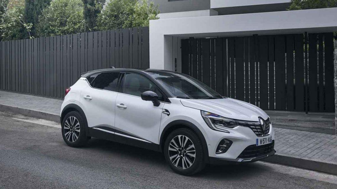 Renault Captur Plug-in-Hybrid - Copyright Renault