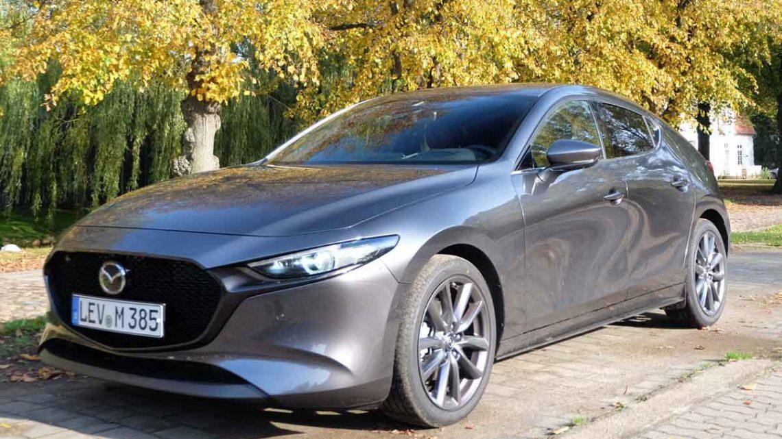 Mazda 3 Skyactiv-X 2.0 Mildhybrid