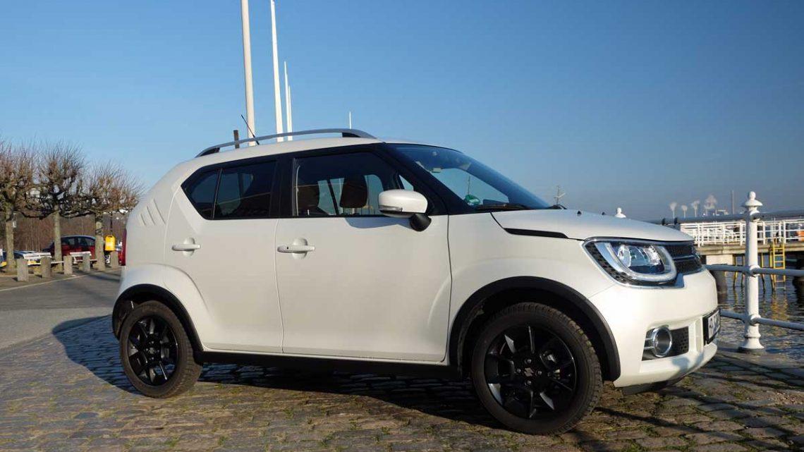 Suzuki Ignis 2020 im Test mit Mild-Hybrid-System