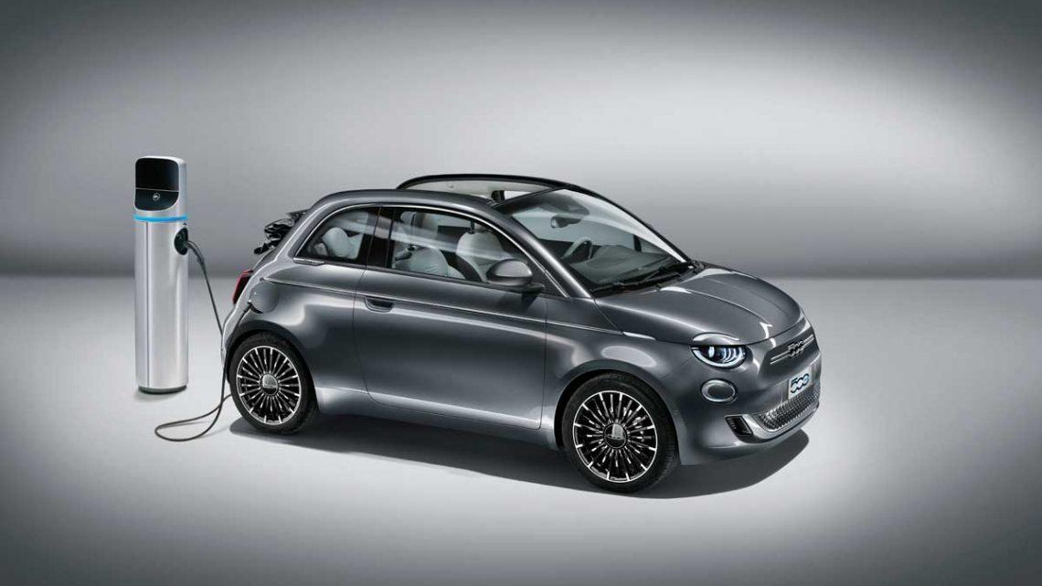 Der neue Fiat 500 - Copyright Fiat