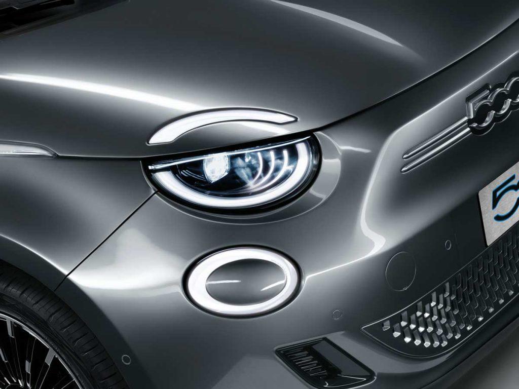 """Der neue Fiat 500 """"la Prima"""" - Copyright Fiat"""