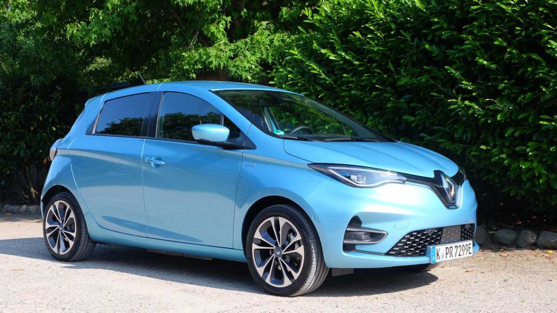 Renault Zoe R 135