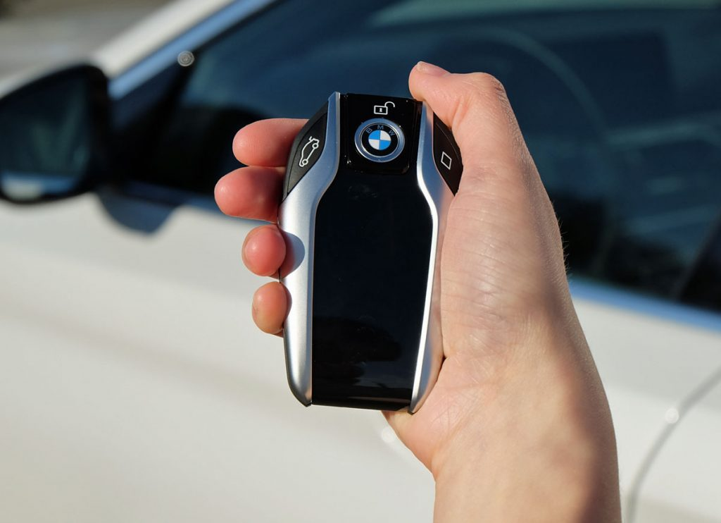 BMW 530e Key