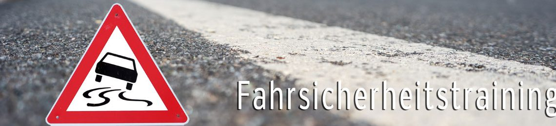 Fahrsicherheitstraining Symbolbild - Copyright animaflora @ adobe.stock.com