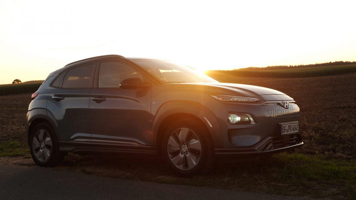Hyundai Kona Modelljahr 2020