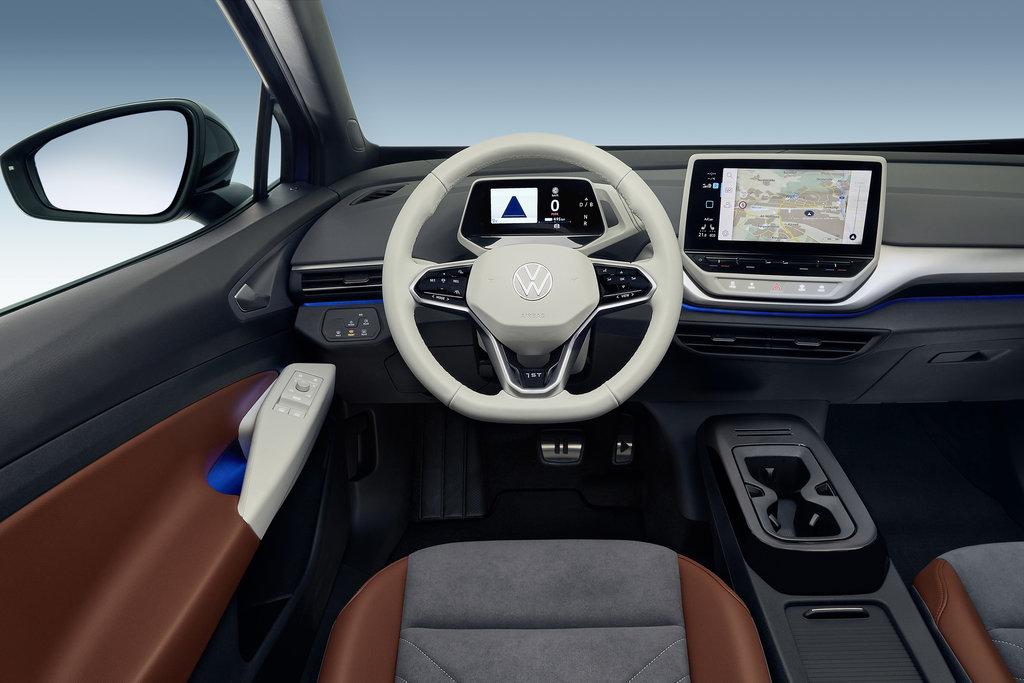 Volkswagen ID.4 - Copyright Volkswagen