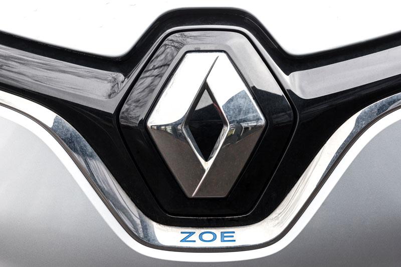 Renault Zoe Logo - ©Tobias Arhelger - stock.adobe.com