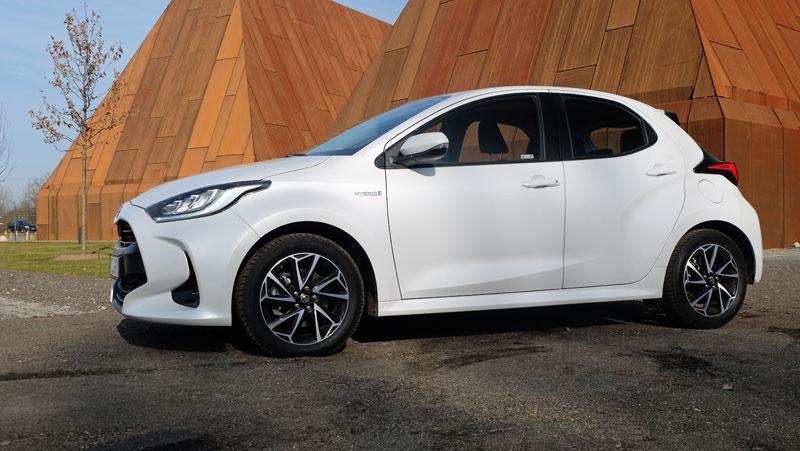 Toyota Yaris Vollhybrid 2021