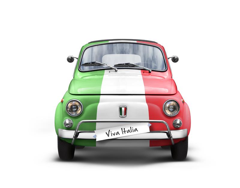 TOP-5 Neuzulassungen Italien - ©Antonio GAUDENCIO - stock.adobe.com