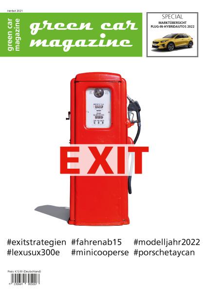 green car magazine Ausgabe Herbst 2021